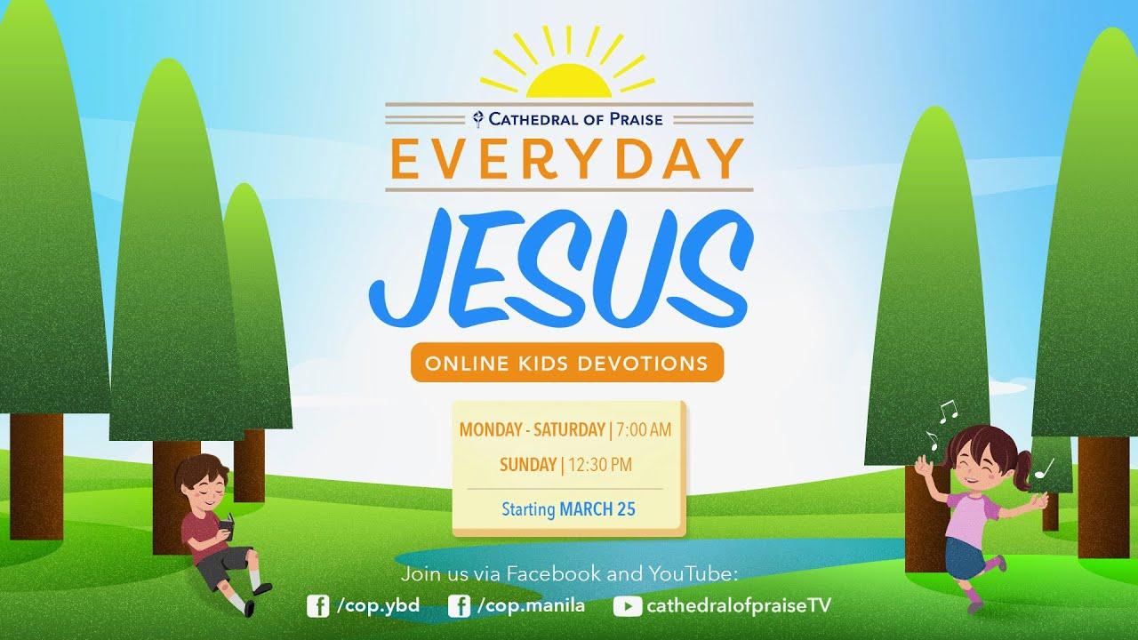 Everyday Jesus -  FRI August 14, 2020