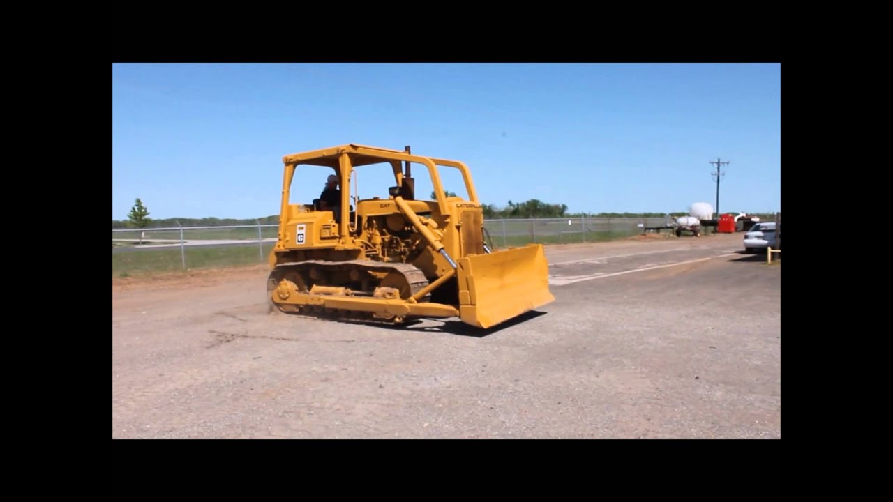 1978 Caterpillar D5B dozer for sale | sold at auction May 29, 2014