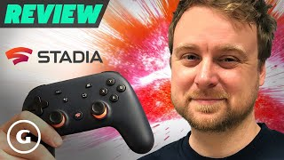 Google Stadia Final Review Chat