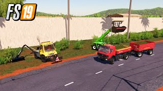 Cut Greens Mining And Construction Economy Map Farming Simulator 2019 Mods
