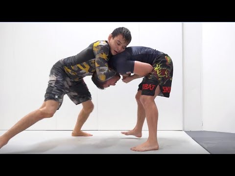 The Intense ADCC Preparation of 66kg Favorite Paulo Miyao