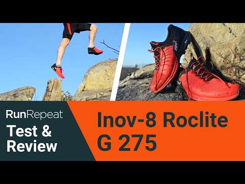 Inov-8 Roclite G 275 test & review - A rugged and versatile trail running shoe