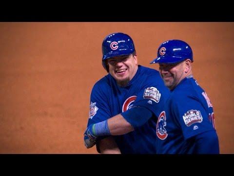 10/26/16: Schwarber, Arrieta lead Cubs to Game 2 win