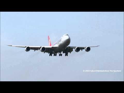 Cargolux Airlines International    Boeing 747-8R7F   LX-VCH