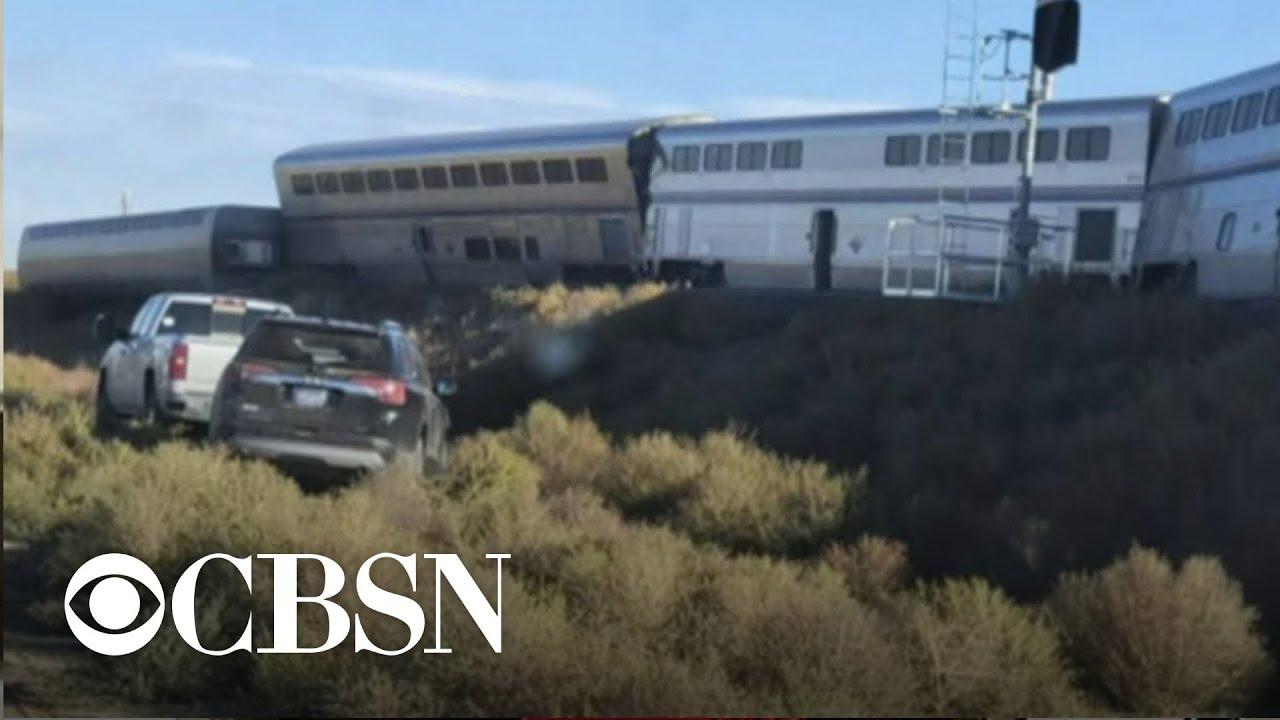 Download 3 dead, dozens injured in Amtrak train derailment in Montana