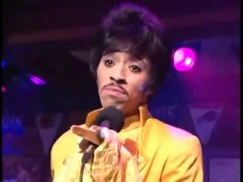 Eddie Griffin As Prince SingingKansas City