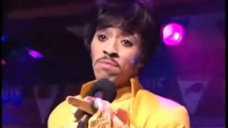 Eddie Griffin As Prince SingingKansas City