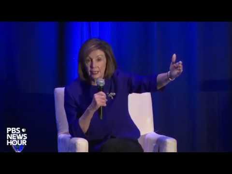 WATCH: Pelosi Speaks At Attorney General Forum
