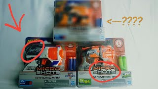 [REVIEW] *NEW* Nerf Micro-Shots | Series Overview