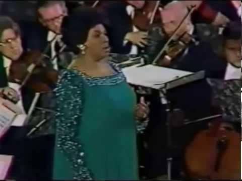 """Leontyne Price """"Vier letzte Lieder"""" R. Strauss"""