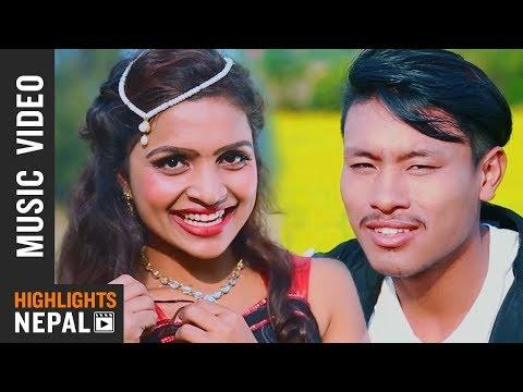 Chhin Chhin Bajne Chura - New Nepali Lok Dohori Song 2017/2074 | Arjun G.R, Muna Thapa Magar