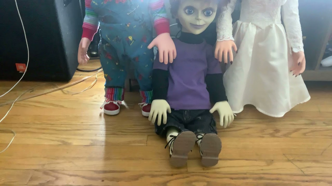 Download Seed of chucky