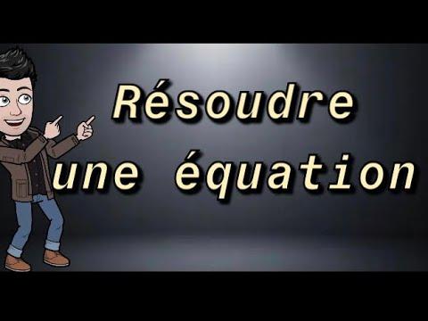 Dromadaires et chameaux - Résoudre une équation - EXERCICES CORRIGÉS MATHS.