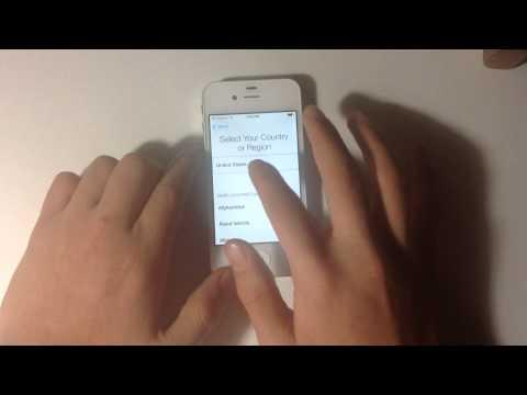 الطريقة الوحيدة لفتح جهازك الايفون بدون كتابة ال Apple ID: الطريقة الوحيدة لفتح جهازك الايفون بدون كتابة ال Apple ID  اي سوْال أنا موجود في الفيسبوك : https://www.facebook.com/Prosmartphone?ref=bookmarks.             اي سوال انا موجود في تويتر: https://twitter.com/irockpones