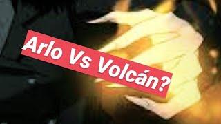 Extraordinario webtoon Arlo Vs Volcán quien ganaría ?
