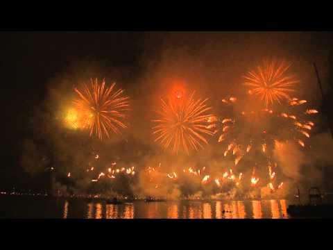 PYRO BAKU (Azerbaïdjan) - Festival d'Art Pyrotechnique de Cannes 2015
