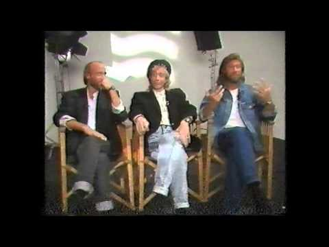 Bee Gees Promotional Video 1987