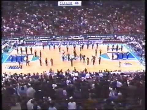 Grambling Marching Band Halftime at the NBA All Star Game 1994