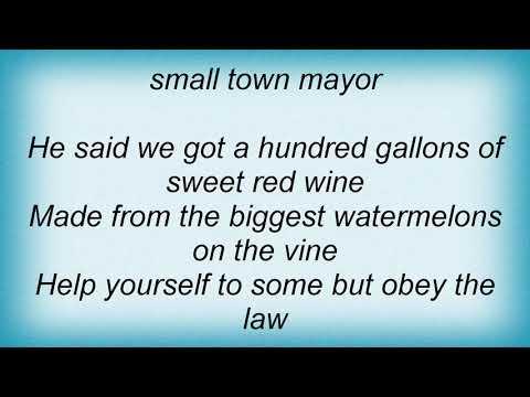 Tracy Byrd - Watermelon Crawl Lyrics