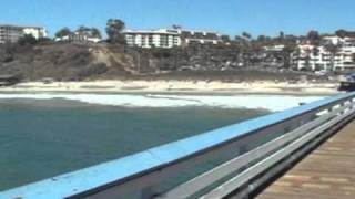 San Clemente California Beach and Pier Tour
