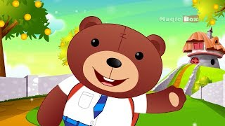 Teddy Bear Teddy Bear - English Nursery Rhymes - Cartoon And Animated Rhymes
