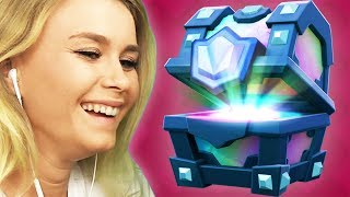 OPENING EPIC CHESTS! (Clash Royale)