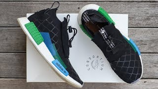 "ADIDAS NMD TS1 PK x MITA ""CAGES & COORDINATES"" 