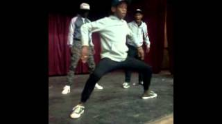 Best house kwaito dancers part2