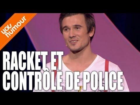Sébastien Giray- Racket et contrôle de police