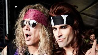 Steel Panther - Just Like Tiger Woods (BBC Radio 1) Download Festival 2012