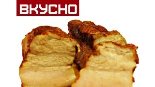 Свинина в Духовке / Свиная Грудинка в Фольге  / Pork in Oven