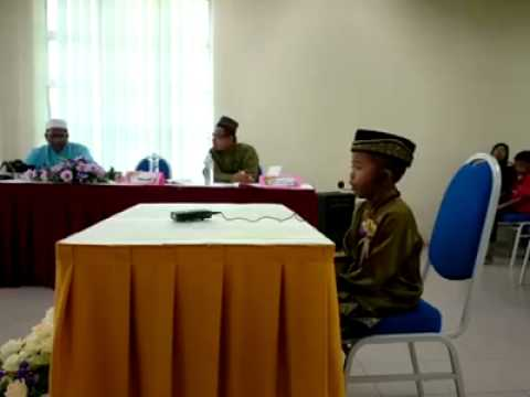 Johan Hafazan Al-Quran Peringkat Negeri Pahang 2015. Mp3