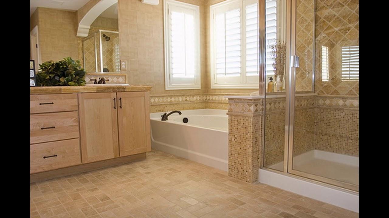 Ideas para pisos de ba o peque os para el mejor dise o de for Disenos de pisos para casas