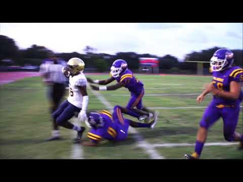 St. Thomas Aquinas High School vs South Plantation High School - REPLAY FILM #FootballFilmFanatics