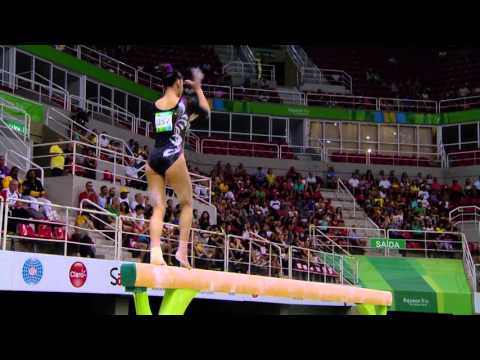 HIGHLIGHTS - 2016 Olympic Test Event, Rio (BRA) - Women's Artistic Individual Competition