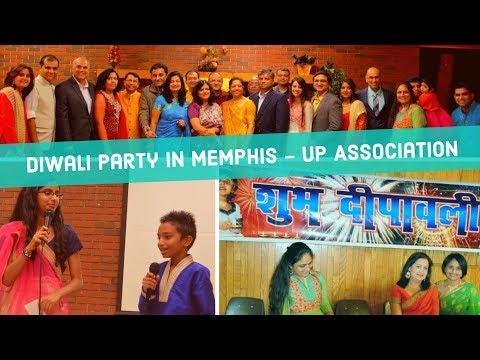 Diwali Party   Memphis USA   UP Association