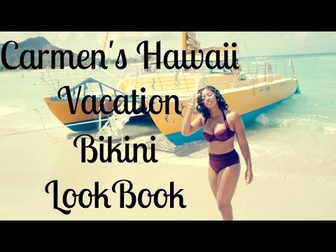 Hawaii Vacation Vlog & Bikini LookBook