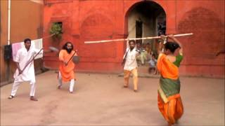 Indian Martial Arts : Mardani khel in Kolhapur Maharashtra