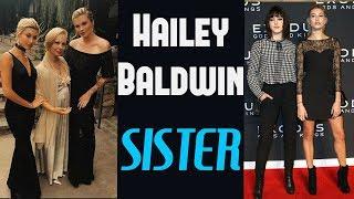 hailey baldwin sister alaia baldwin hailey baldwin sibling