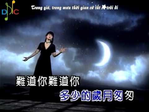 [Vietsub] Ming yue xin- 明月心- Trăng sáng soi rọi lòng em- Diệp Thiến Văn