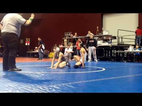 Malik Heinselman vs. Nathan Bonham 2014 Gunsmoke Championships