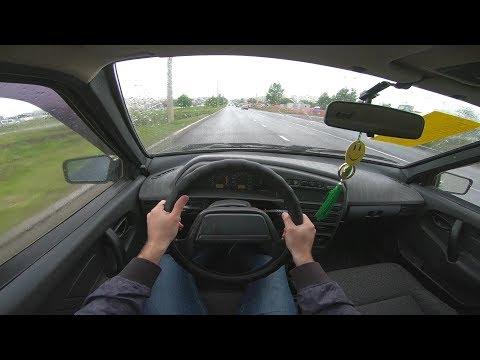 2009 ВАЗ 2115 Samara 1.6 (81) POV TEST DRIVE
