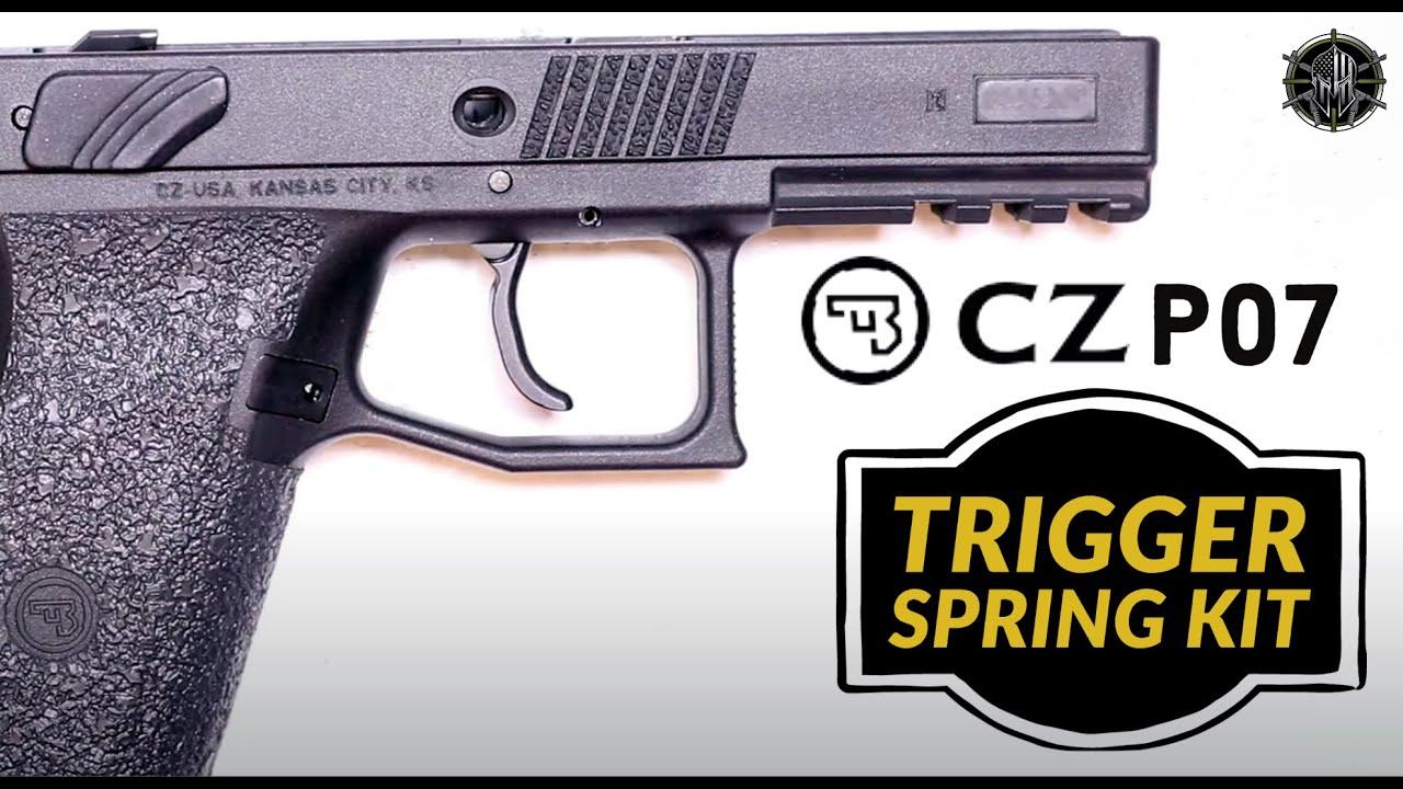 CZ P07 Trigger Spring Kit