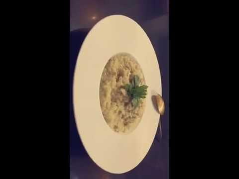 سناب #وجبات_15_ثانية | الريزوتو بالدجاج والجبن