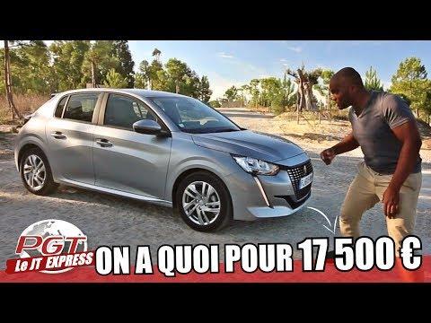 Nouvelle Peugeot 208 Active 75ch : Bonne Surprise ! - PJT Express