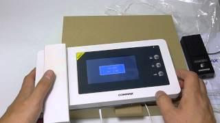 Commax CDV-43N видеодомофон цветной