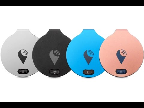 Trackr Bravo GPS Tracking Tile Easily find misplaced items