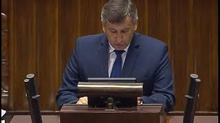 Jerzy Paul - wystąpienie z 14 września 2017 r.