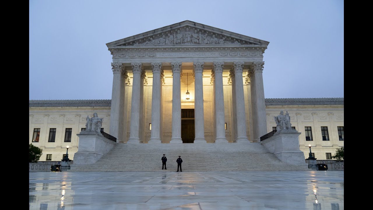 Supreme Court blocks NY from enforcing Covid limits on churches