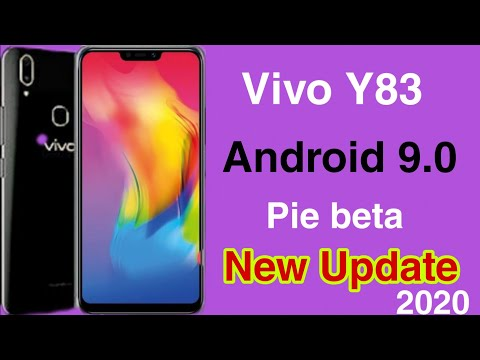 Vivo Y83 9.0 And Pie New Update 2020|By Technical Vijay
